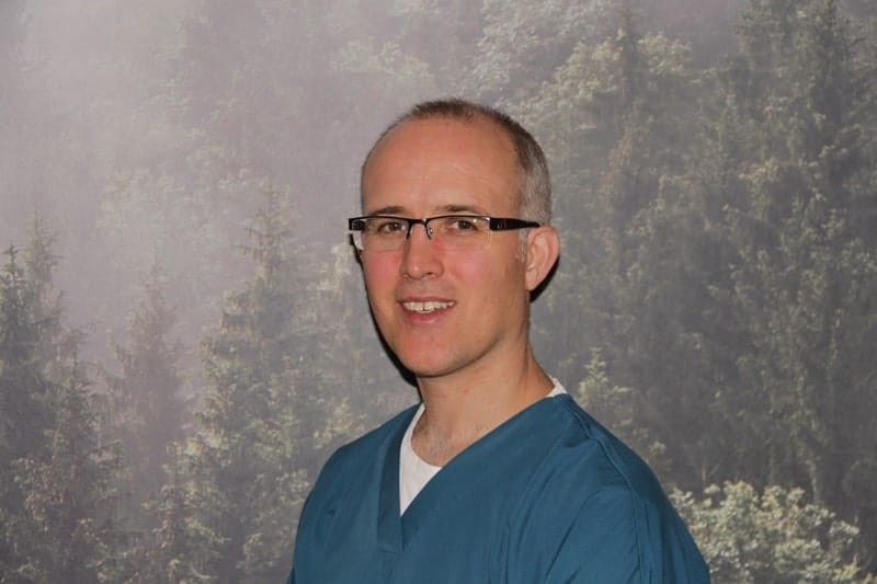 Sean Power BDS | Associate Dentist GDC No: 75459